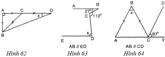 Giải bài tập 5 trang 91  sách giáo khoa Toán 7 tập 2 - Hình học