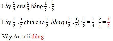 Đáp án bài 119 trang 52 sgk toán 6 tập 2