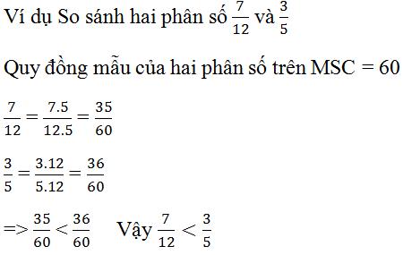 Đáp án bài 7 trang 62 sgk toán 6 tập 2