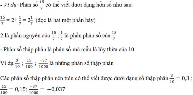 Đáp án bài 15 trang 62 sgk toán 6 tập 2 phần