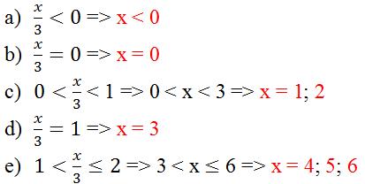 Đáp án bài 154 trang 64 sgk toán 6 tập 2