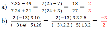 Đáp án bài 156 trang 64 sgk toán 6 tập 2