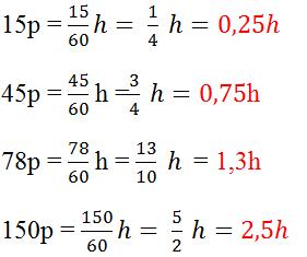 Đáp án bài 157 trang 64 sgk toán 6 tập 2