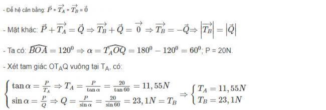 Giải bài tập Vật Lý lớp 10 bài 8 trang 58 sgk