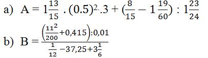 Câu hỏi bài 176 trang 67 sgk toán 6 tập 2