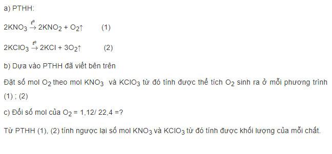 Hướng dẫn giải bài 5 trang 36 sgk hóa lớp 9