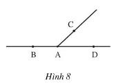 Câu hỏi bài 8 trang 75 sgk toán 6 tập 2