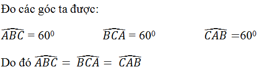 Đáp án bài 12 trang 79 sgk toán 6 tập 2