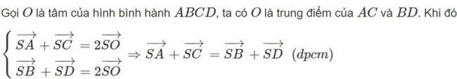 Đáp án bài 3 trang 91 SGK toán hình học lớp 11