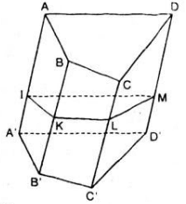 Hình vẽ bài 1 trang 91 sách giáo khoa hình học lớp 11