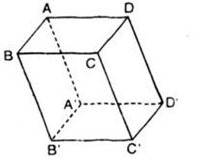 Hình vẽ bài 2 trang 91 sách giáo khoa hình học lớp 11