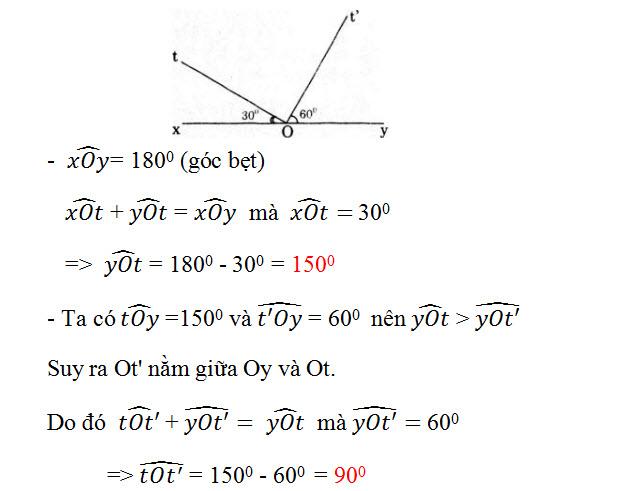 Đáp án bài 29 trang 85 sgk toán 6 tập 2