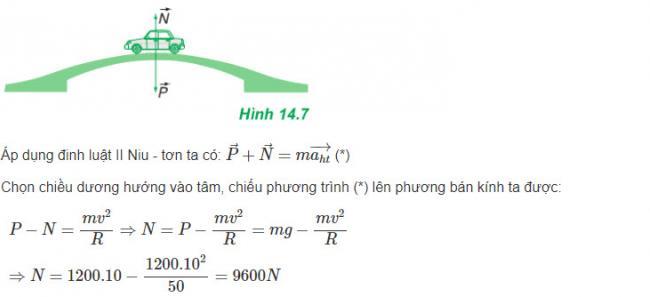 Giải bài tập Vật Lý lớp 10 bài 5 trang 83 sgk