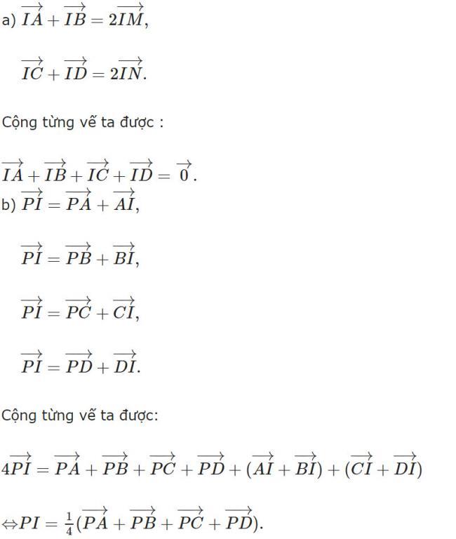 Đáp án bài 7 trang 92 SGK toán hình học lớp 11
