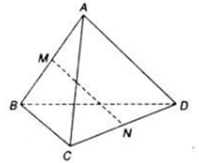 Hình vẽ bài 4 trang 92 sách giáo khoa hình học lớp 11