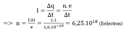 câu C4 SGK Vật lý 11