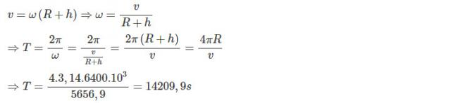 Đáp án bài 6 trang 83 sgk Vật Lý lớp 10