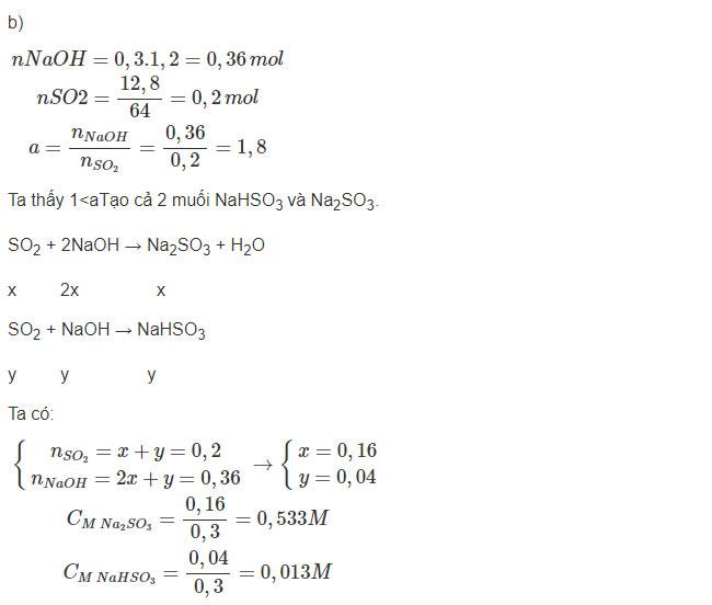 Đáp án bài 7 trang 101 sgk hóa lớp 9 phần 1