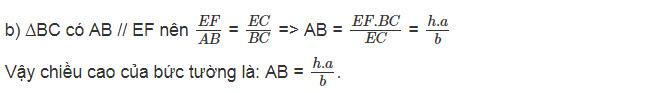 đáp án câu b bài 13