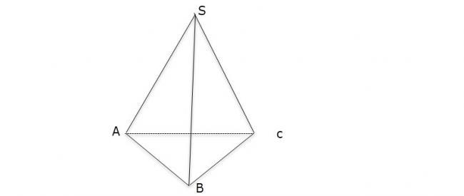 Hình vẽ bài 5 trang 98 sách giáo khoa hình học lớp 11