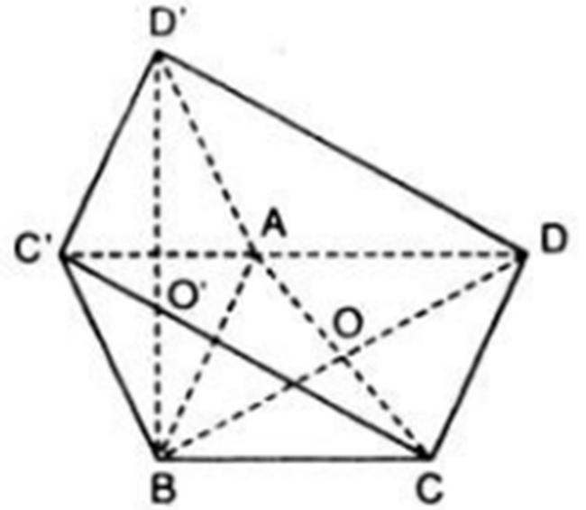 Hình vẽ bài 6 trang 98 sách giáo khoa hình học lớp 11
