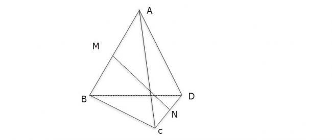 Hình vẽ bài 8 trang 98 sách giáo khoa hình học lớp 11