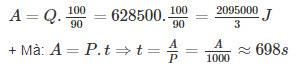 Giải bài 8 trang 49 sách giáo khoa vật lý lớp 11