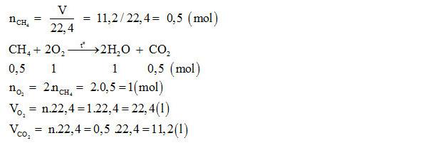 Đáp án bài 3 trang 116 sgk hóa lớp 9