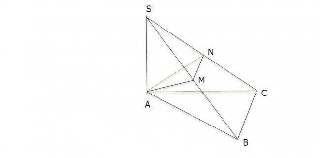 Hình vẽ bài 7 trang 105 sách giáo khoa hình học lớp 11