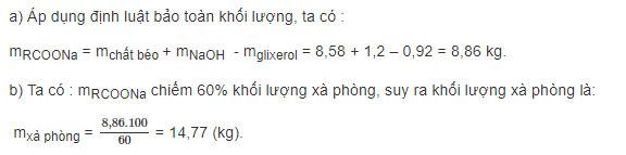Đáp án bài 4 trang 147 sgk hóa lớp 9