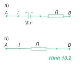 Đoạn mạch chứa nguồn điện
