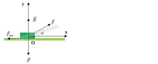 Vật Lý lớp 10 đáp án bài 6 trang 114 sgk