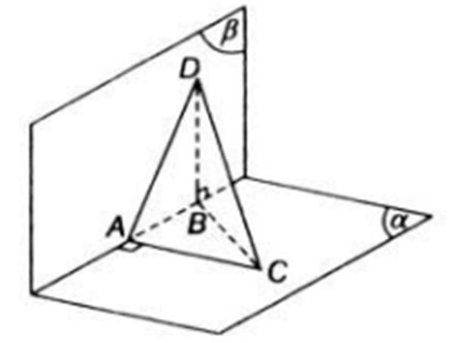 Hình vẽ bài 2 trang 113 sách giáo khoa hình học lớp 11