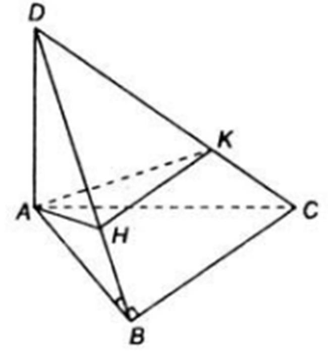Hình vẽ bài 3 trang 113 sách giáo khoa hình học lớp 11