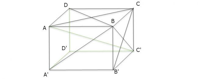Hình vẽ bài 3 trang 119 sách giáo khoa hình học lớp 11