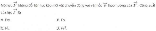Vật Lý lớp 10 đáp án bài 5 trang 132 sgk