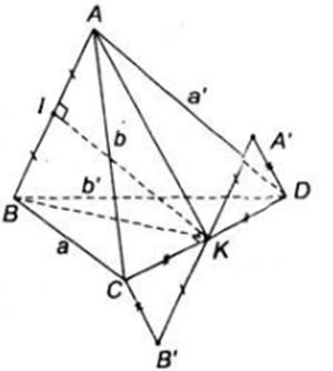 Hình vẽ bài 6 trang 119 sách giáo khoa hình học lớp 11