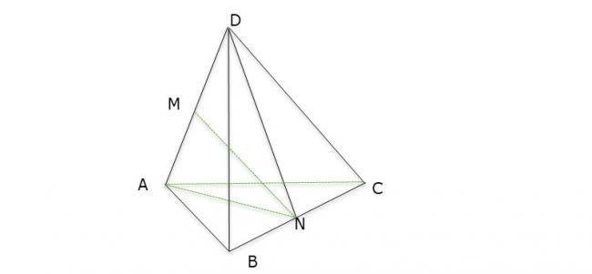 Hình vẽ bài 8 trang 120 sách giáo khoa hình học lớp 11