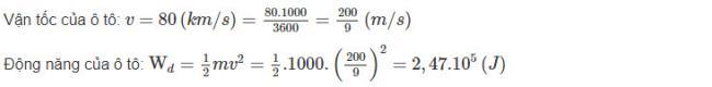 Vật Lý lớp 10 đáp án bài 6 trang 136 sgk
