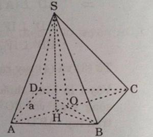 Hình vẽ bài 7 trang 122 sách giáo khoa hình học lớp 11