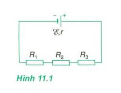 Câu C3 trang 61 SGK vật lý 11 1