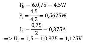 Câu C9 trang 61 SGK vật lý 11