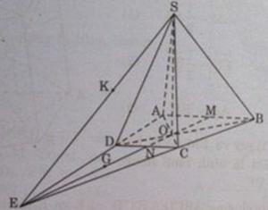 Hình vẽ bài 3 trang 126 sách giáo khoa hình học lớp 11