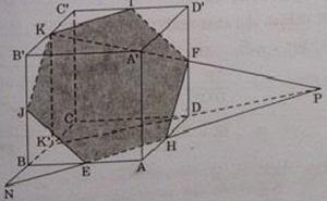 Hình vẽ bài 5 trang 126 sách giáo khoa hình học lớp 11 ảnh 5