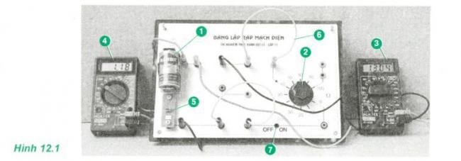 Sử dụng các đồng hồ đo điện vạn năng