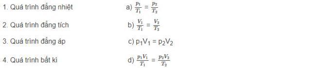 Cách giải bài 4 trang 165 sgk Vật Lý lớp 10