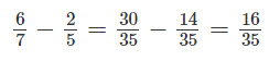 Giải bài 3 trang 130 SGK Toán 4 tiết Phép trừ phân số (tiếp theo) 2
