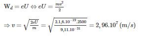 Động năng của electron