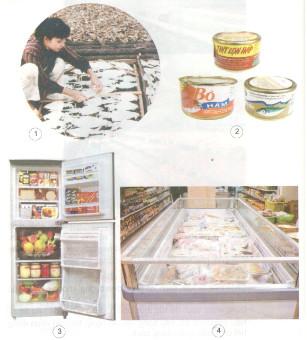 Các cách bảo quản thực phẩm ảnh 1