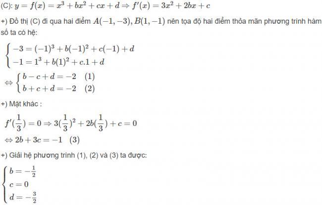 Đáp án bài 19 trang 181 SGK toán đại số và giải tích lớp 11